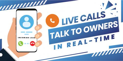 MCA Live Transfer Call Lead Generation