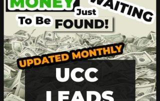 UCC Leads Merchant Cash Advance