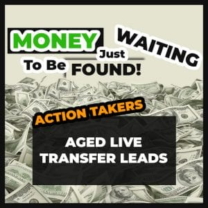 Aged MCA Live Transfers