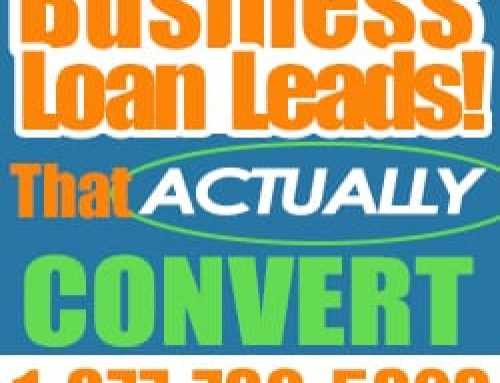 2019 Merchant Cash Advance Leads