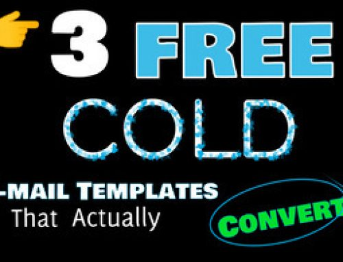 3 Cold E-Mail Templates for Business Loan Brokers